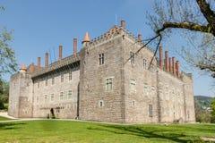 Palácio do Duques de Braganca Imagem de Stock