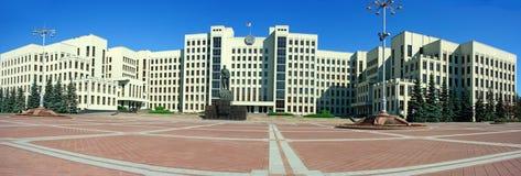 Palácio do governo em Minsk Imagem de Stock Royalty Free