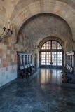 Palácio do grão-mestre fotografia de stock royalty free