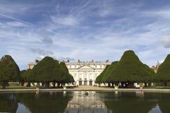 Palácio do Hampton Court Foto de Stock
