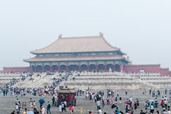 Palácio do imperador Fotografia de Stock
