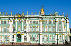 Palácio do inverno em St Petersburg, Rússia Fotografia de Stock