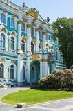 Palácio do inverno (o eremitério) Imagem de Stock