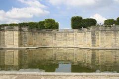 Palácio do jardim de Versalhes Fotografia de Stock