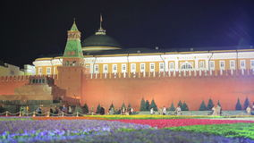 Palácio do Kremlin, Moscou, Rússia video estoque