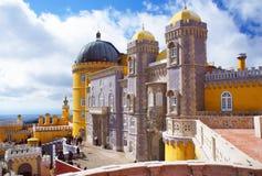 Palácio do nacional de Pena Fotografia de Stock Royalty Free