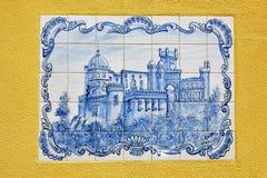 Palácio do nacional de Pena Imagem de Stock