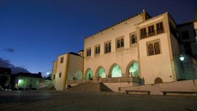 Palácio do nacional de SIntra Imagens de Stock