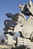 Palácio do nbrunn do ½ do ¿ de Schï Imagem de Stock Royalty Free