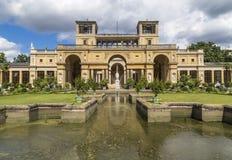 Palácio do Orangery no parque de Sanssouci Imagem de Stock Royalty Free