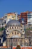 Palácio do otomano de Dolmabahce imagem de stock royalty free