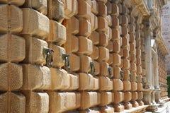 Palácio do renascimento de Carlos V, Alhambra, Granada, Espanha Fotos de Stock