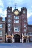 Palácio do ` s de St James, Londres, Reino Unido imagem de stock royalty free