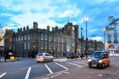 Palácio do ` s de St James, Londres, Reino Unido imagens de stock royalty free