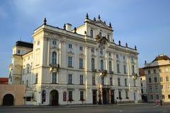 Palácio dos arcebispos Fotografia de Stock Royalty Free