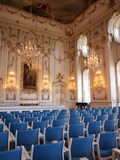 Palácio dos arcebispos, Kromeriz, República Checa Fotos de Stock