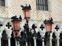 Palácio dos doges, Veneza, Itália Imagem de Stock Royalty Free