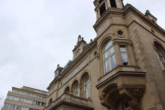 Palácio dos duques grandes Foto de Stock Royalty Free