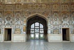 Palácio dos espelhos, imagens de stock