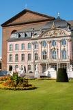 palácio dos Príncipe-eleitores no Trier Fotos de Stock Royalty Free