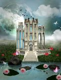 Palácio dos sonhos Fotografia de Stock