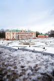 Palácio e Art Museum In Tallinn de Kadriorg Foto de Stock