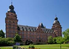 Palácio e jardins de Johannisburg Imagem de Stock Royalty Free