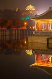 Palácio e parque de Jingshan Imagens de Stock Royalty Free