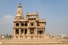 Palácio - Egipto do Baron Imagens de Stock Royalty Free