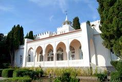 Palácio elegante em Crimeia Fotos de Stock