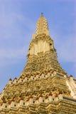 Palácio em Banguecoque fotos de stock