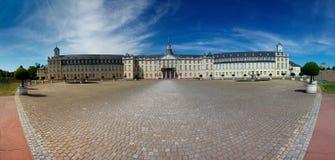 Palácio em Karlsruhe Alemanha imagens de stock