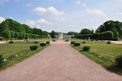 Palácio em Kuskovo. Imagem de Stock Royalty Free