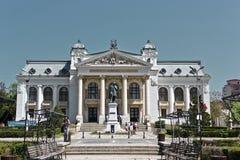 Palácio em Moldávia fotos de stock
