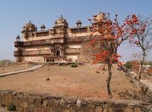 Palácio em Orcha Fotografia de Stock Royalty Free