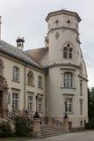 Palácio em Przyszowice Fotografia de Stock