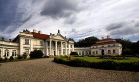 Palácio em Smielow foto de stock royalty free