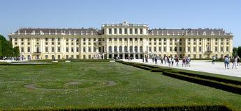 Palácio em Wien Imagem de Stock