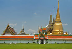 Palácio grande Fotografia de Stock Royalty Free