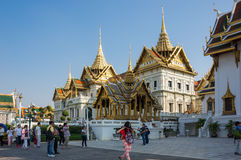 Palácio grande Foto de Stock Royalty Free