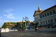 Palácio grande, Banguecoque, Tailândia Fotografia de Stock