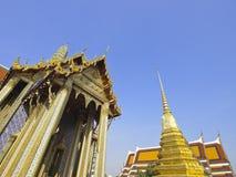 Palácio grande bonito Imagem de Stock Royalty Free
