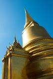 Palácio grande, curso de Banguecoque Tailândia Fotografia de Stock Royalty Free