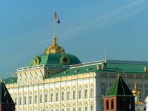 Palácio grande de Kremlin, Moscovo Imagem de Stock