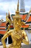 Palácio grande em Banguecoque Imagens de Stock
