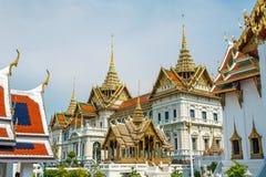 Palácio grande em Banguecoque Foto de Stock Royalty Free