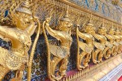 Palácio grande em Banguecoque Tailândia, Ásia Imagem de Stock Royalty Free