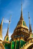 Palácio grande em Banguecoque, Tailândia Fotos de Stock