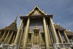 Palácio grande em Banguecoque, Tailândia Fotos de Stock Royalty Free