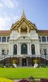 Palácio grande real em Banguecoque. Foto de Stock Royalty Free
